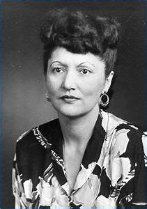 Elizabeth Wanamaker Peratrovich, a Tlingit Native American ...
