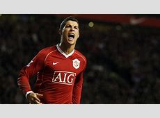 Cristiano Ronaldo Manchester United 19032007 Goalcom