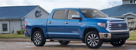 toyota tundra style  color options