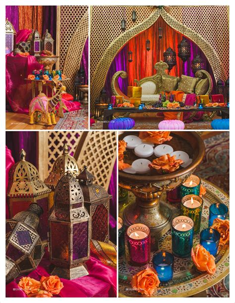 images of moroccan decor moroccan inspired sangeet decor partyland md wedding photographer