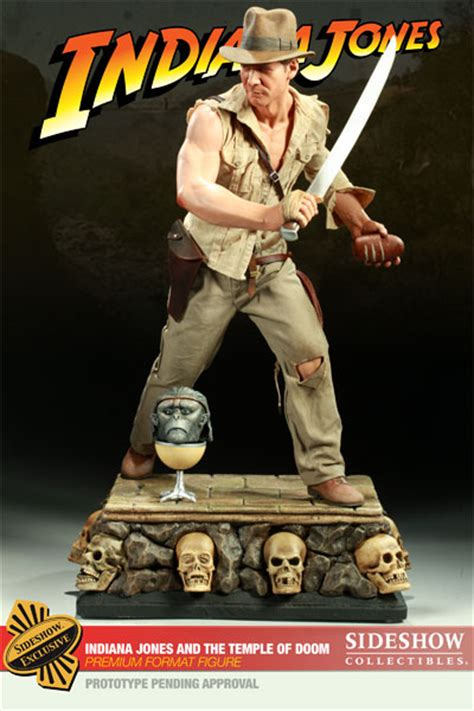 Sideshow: Indiana Jones Temple of Doom Premium Format Figure
