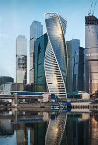 Rmjm Evolution Tower Moscow