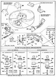 Snapper 21500c 21 U0026quot  5 Hp  1 U0026quot  Crankshaft  Steel Deck