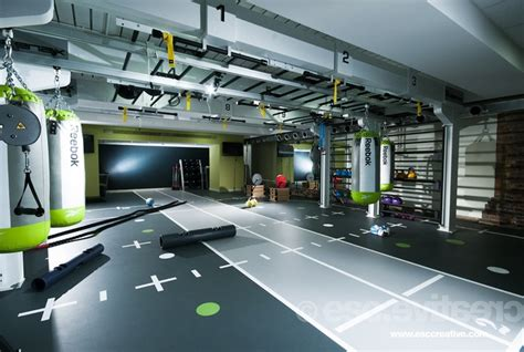 Gym Interior : Art Of Designing Gym Interiors