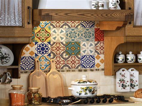 Tile Decals Set Of Tile Stickers For Kitchen Backsplash