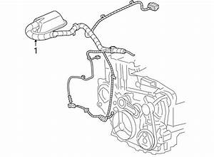Chevrolet Cavalier Engine Wiring Harness  2 2 Liter  4