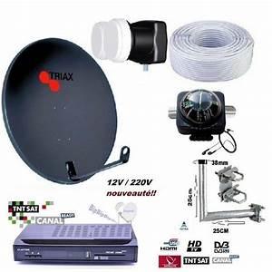 Decodeur Tnt Hd Satellite Astra : tntsat kit par satellite visiosat parabole tri ~ Dailycaller-alerts.com Idées de Décoration
