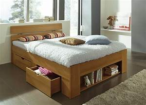 Bett Mit Ablagefläche : bett in verschiedenen ausf hrungen betten bader ~ Indierocktalk.com Haus und Dekorationen