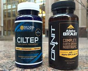 Ciltep Vs Alpha Brain  Which Works Better  And Is Stacking Good