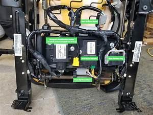 Seat Wiring Diagram - Interior