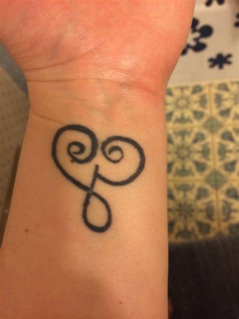 zibu tattoo meaning  care love  idea tattoos