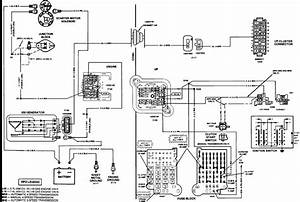 Chevy Blazer Engine Diagram