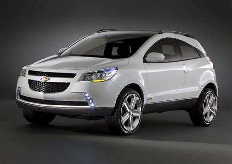 Chevrolet Reveals The Gpix Crossover Coupe Concept