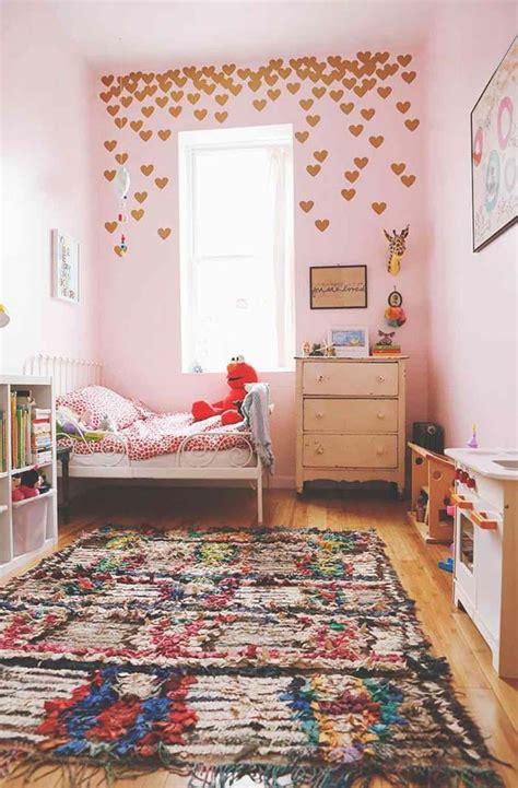 inspirations  idees deco autour du rose pour chambres