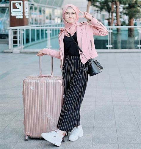 atsaritiw hijab fashion   gaya model pakaian