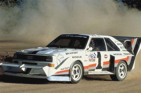 audi quattro sport s1 n audi quattro 1981 1987 four wheel drive rally car