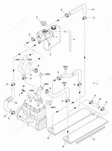 Ski Doo 1998 Formula - Z 583  Cooling System