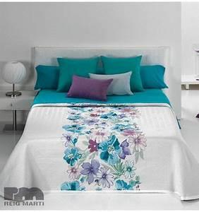 Couvre Lit Harmony : 17 meilleures id es propos de couvre lit sur pinterest couvre lits relooker chambre a ~ Teatrodelosmanantiales.com Idées de Décoration