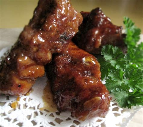 Julies Easy Country Style Pork Ribs Recipe Foodcom
