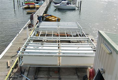 Air Boat Lift Prices by Boat Lift History Diy