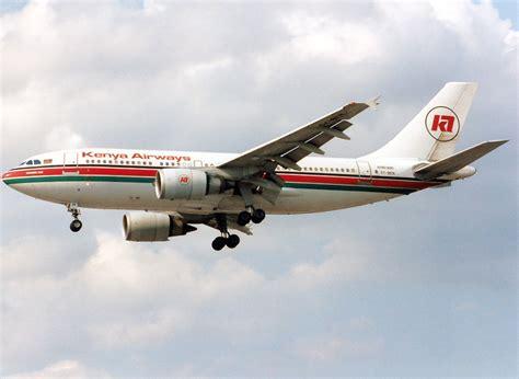 Bid On Flights by Kenya Airways Flight 431