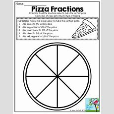 Simple Fractions No Prep Packet  Stemsteam Lessons, Activities And Ideas For Kids Pinterest