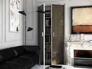 Deco Porte Placard : 5 effets d co avec des portes de placard joli place ~ Teatrodelosmanantiales.com Idées de Décoration