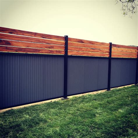 vinyl railing posts caps best railing vinyl custom privacy fence built out of metal post tiger wood and corrugated metal remodel