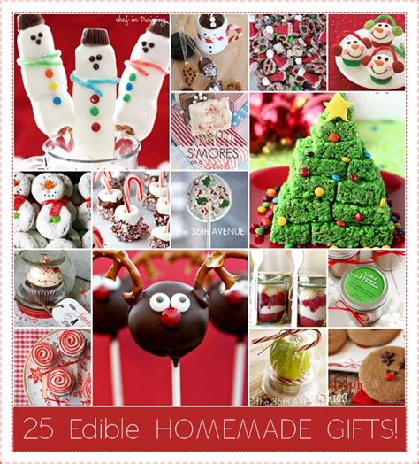 25 christmas edible gifts the 36th avenue