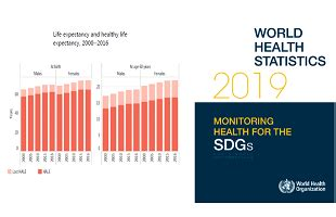 Health insurance statistics show that together, these programs cover about 275 million americans. WHO | World Health Statistics 2019: Monitoring health for the SDGs