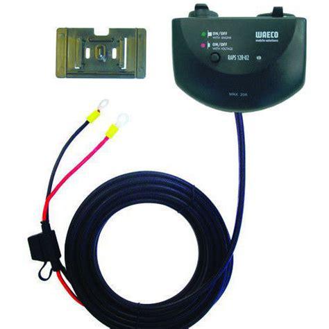 Waeco Rapsr Fridge Power Kit Ebay