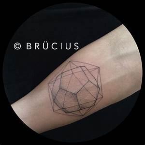 Icosahedron Dodecahedron | Tattoos | Pinterest | Tattoo ...