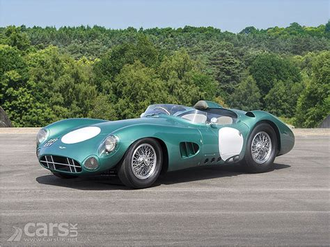 1956 Aston Martin DBR1 - 1 of 5 - expected to fetch £16 ...