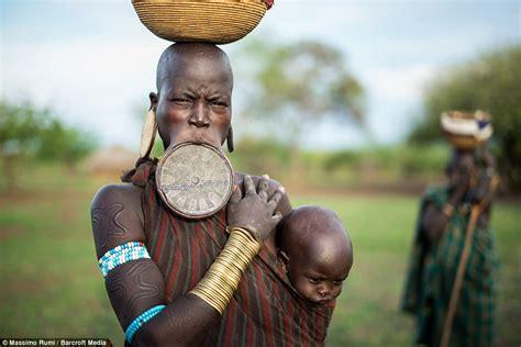 Boy Omo Valley Tribes Ethiopia