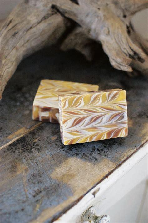 lemon linear swirls    soap beauty  cut