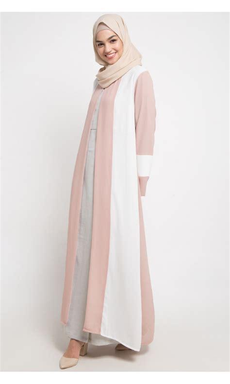 Adeliza Blouse Aira Muslim Butik sanjani outer in 2019 inspiration fashion abaya