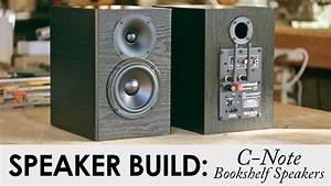 C How To : c note bookshelf speakers kit build built in wifi ~ A.2002-acura-tl-radio.info Haus und Dekorationen