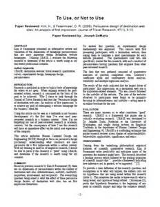 Quantitative Nursing Research Paper Example