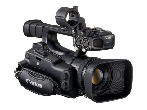 canon professional canon s smallest professional camcorders xf105 and xf100