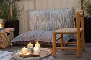 Diy teppich kissen leelah loves for Balkon teppich mit tapeten englischer stil