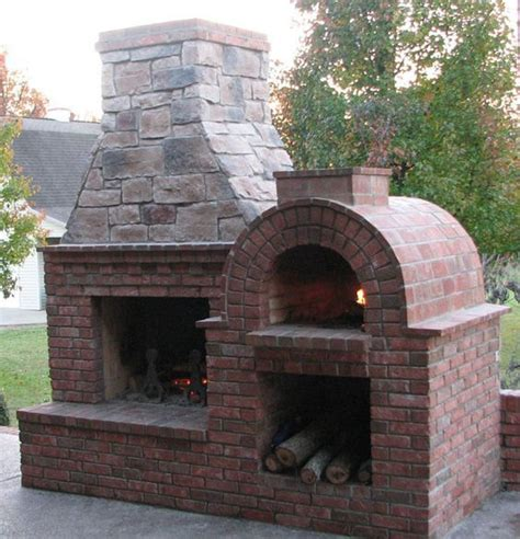 25 best ideas about pizza ovens on brick oven
