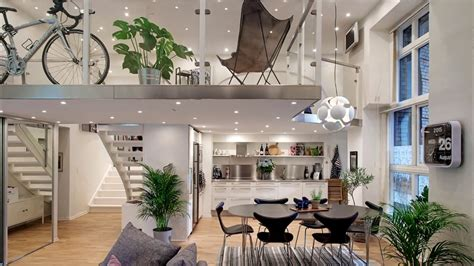 small studio loft apartment design  ideas beautiful