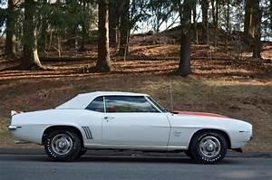 1969 Chevrolet Camaro Ss Rs 350