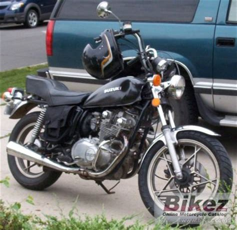 1980 Suzuki Gs450l by 1980 Suzuki Gs 450 L Specifications And Pictures