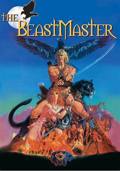 Beastmaster Tv Fanart Poster Movies