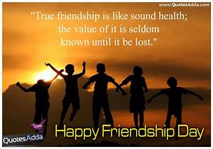 2016 Happy Frie... Friendship Day Good Quotes