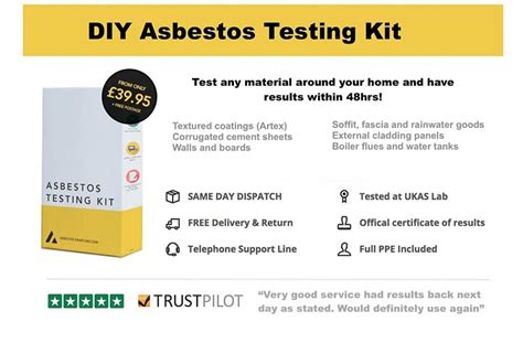 asbestos testing how to tell if your artex ceiling coating contains asbestos or not