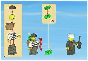 Lego Bank  U0026 Money Transfer Instructions 3661  City