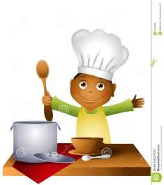 Kids Chef Cooking Clip Art Free