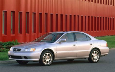 Acura Tl 2001 by Used 2001 Acura Tl Pricing For Sale Edmunds